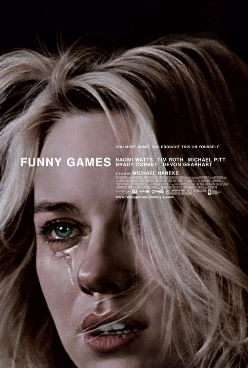 funny games sex games. Funny Games is a terrific film